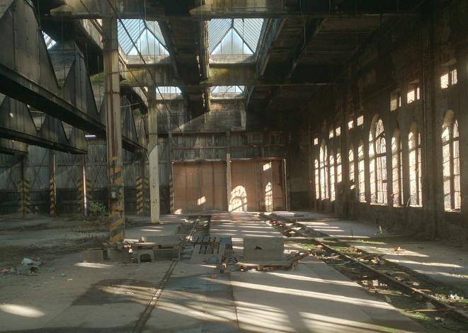 Jemelle l ancien atelier sncb ne sera pas d moli mat l - Ancien atelier a vendre ...
