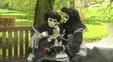 Énorme succès pour le carnaval vénitien d\u0027Annevoie