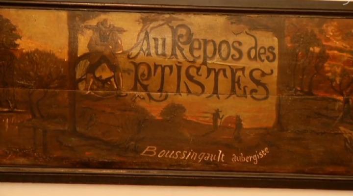 """Résultat de recherche d'images pour """"ancienne auberge d'Anseremme, """"Au Repos des Artistes"""" photos musée rops"""""""